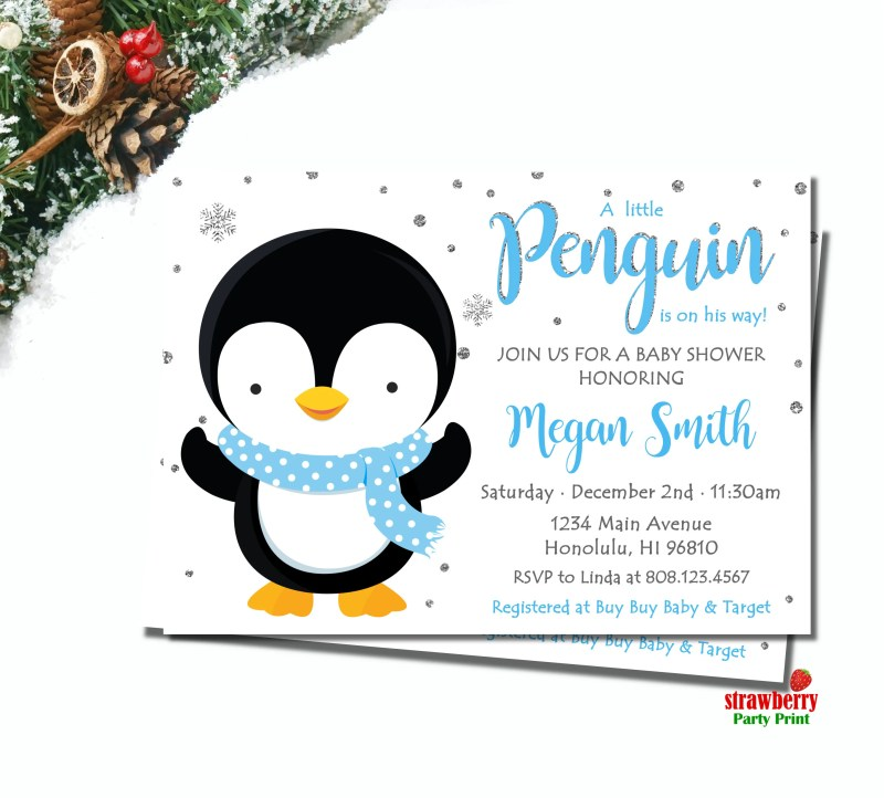 Large Of Baby Shower Invitations Boy