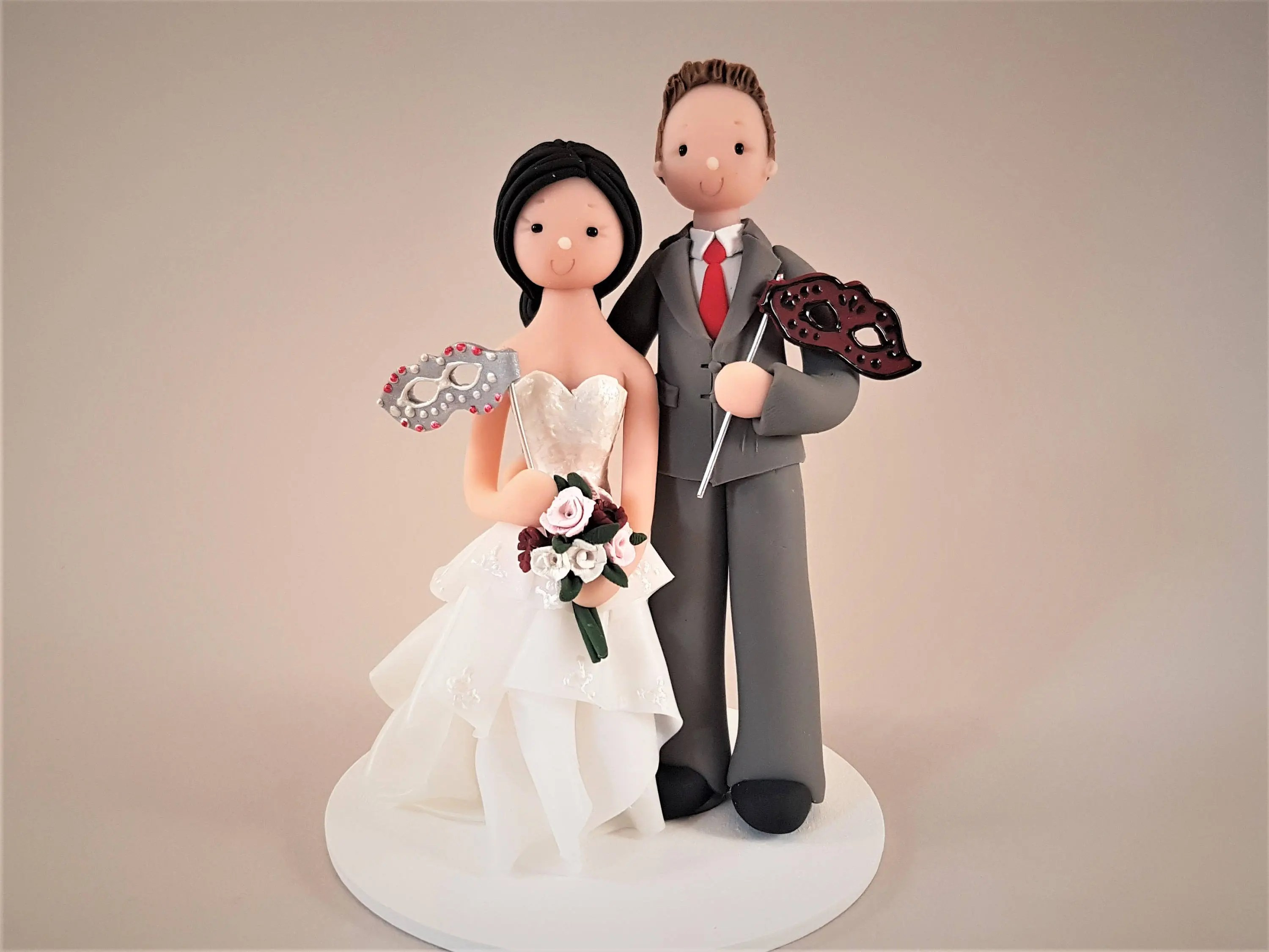 Fullsize Of Custom Wedding Cake Toppers
