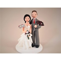 Small Crop Of Custom Wedding Cake Toppers