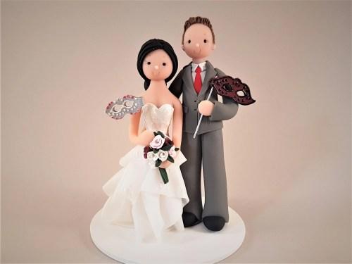 Medium Of Custom Wedding Cake Toppers