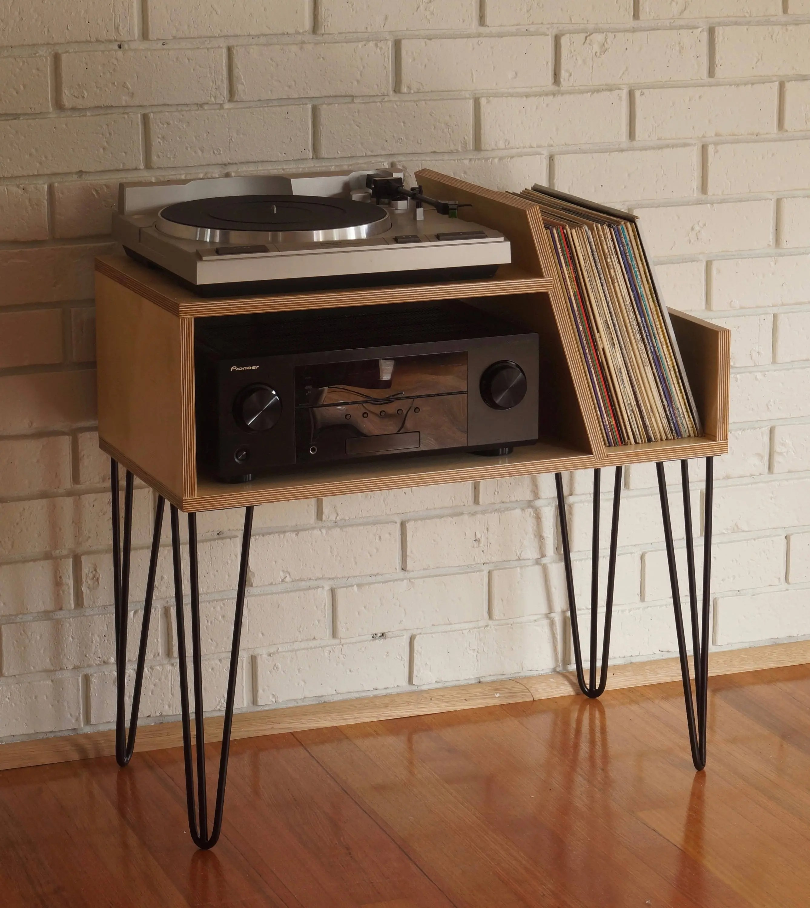 Meuble Platine Vinyle Ikea Record Player Stand