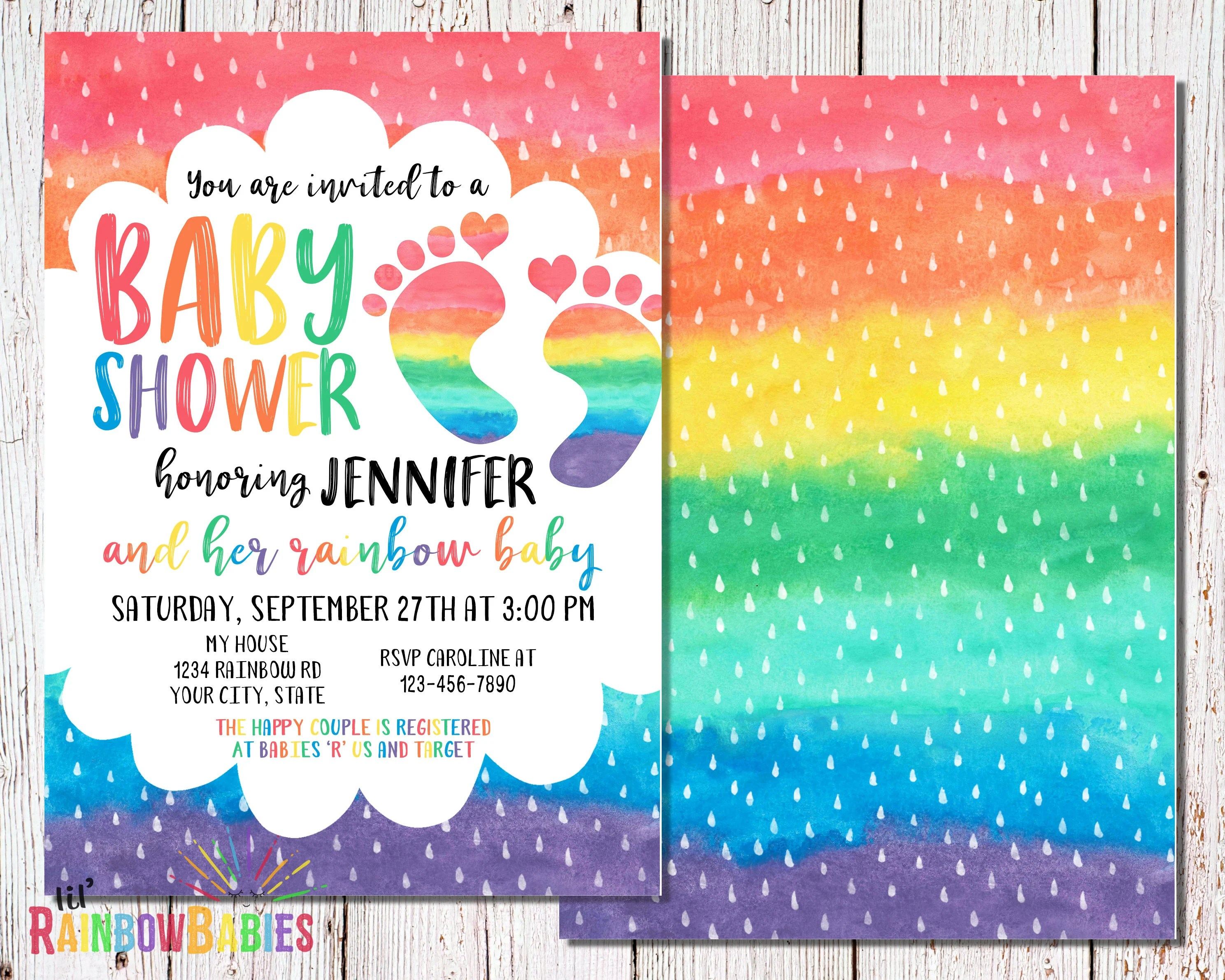 cozy rainbow baby announcement ideas glitter 39n spice ivoiregion
