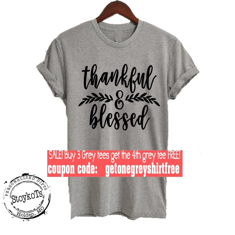Thankful and blessed shirt, pregnancy announcement, Mothers day