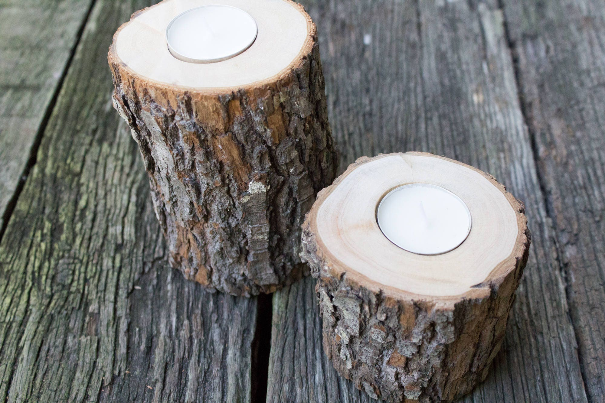 Wooden Candle Holders Australia Handmade Reclaimed Camphor Laurel Tree Tealight Candle Holder