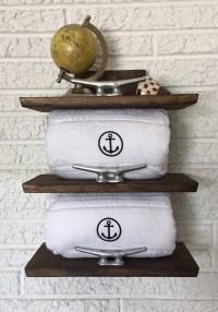 Bathroom shelf | Etsy