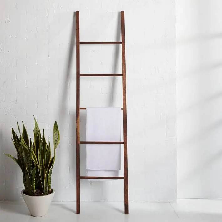 Towel Ladder Etsy