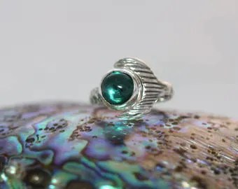 Mako mermaid ring
