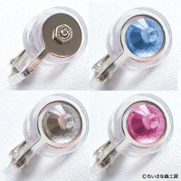 10mm 0.40in Clip-On Pressure Earring for Keloid Scars