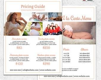 Family price list   Etsy
