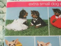 Extra small dog clothes | Etsy
