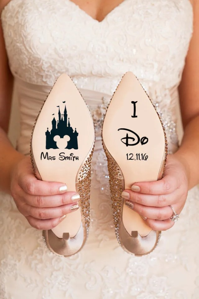 Personalised Disney Weddi...