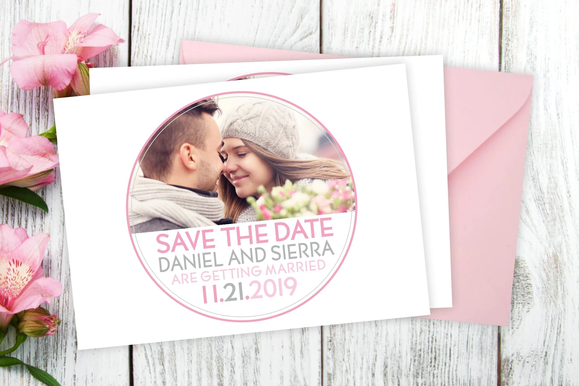 Save The Date Cards - 5\