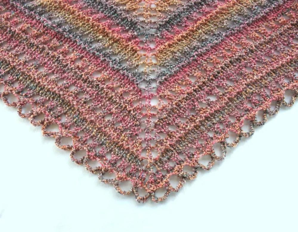 Cozy Free Crochet Pattern Prayer Shawl Design Patterns Erieairfair