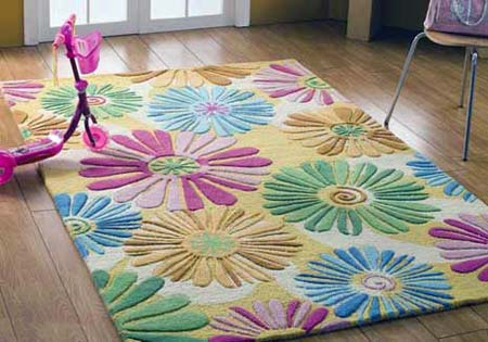 Buy Designer Kids Rug From Sharda Exports Meerut India