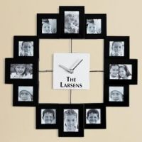 Personalized Photo Frame Wall Clock