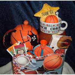 Petite Basketball Lovers Gift Basket Findgiftcom