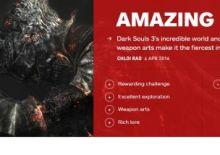 9.5分【IGN評分】黑暗靈魂3 Dark Souls III《黑暗之魂3》