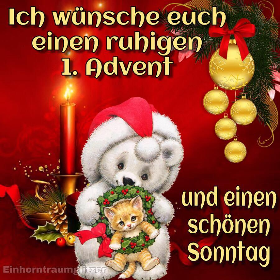 1 Advent Bilder Kostenlos Gif ᐅ 1 Advent Bilder 1 Advent Gb Pics Gbpicsonline