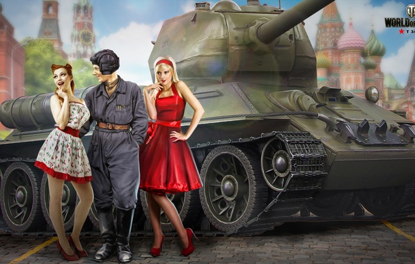 Tank Girl Wallpaper Android Wallpaper Girls Figure Two Art Tank Moscow The