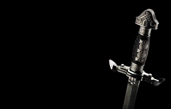 Zelda Iphone Wallpaper Wallpaper Black Sword Weapons Images For Desktop