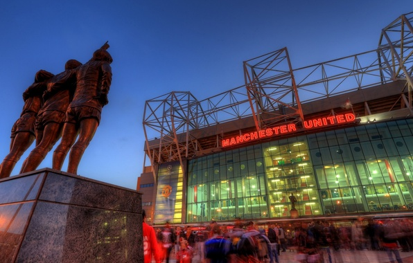 Manchester City Iphone Wallpaper Wallpaper Manchester United Old Trafford Images For