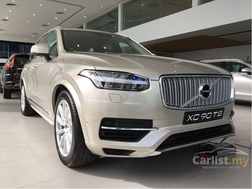 Volvo Xc90 2017 T8 20 In Selangor Automatic Suv Beige For
