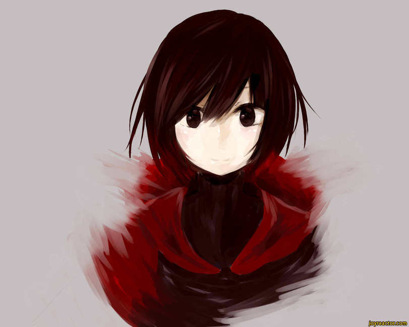 ruby rose anime