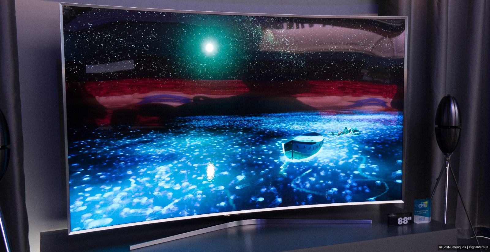 Meuble Tv Curved Samsung Incurve