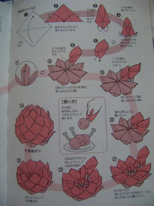 Видео цветок из бумажных салфеток своими руками