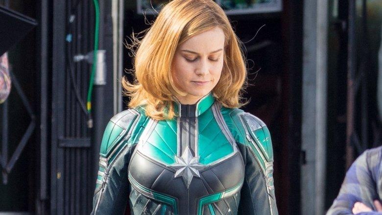 Chubby Girl Wallpaper How Brie Larson Got Ripped For Captain Marvel