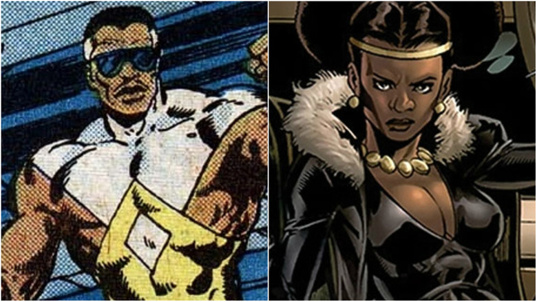 Netflix Quotes Wallpaper Luke Cage Casts Bushmaster And Nightshade