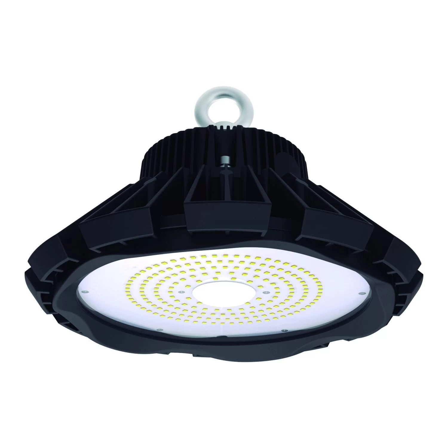 Refletor Led Taschibra 100w Luminária Led De Sobrepor High Bay 100w Taschibra