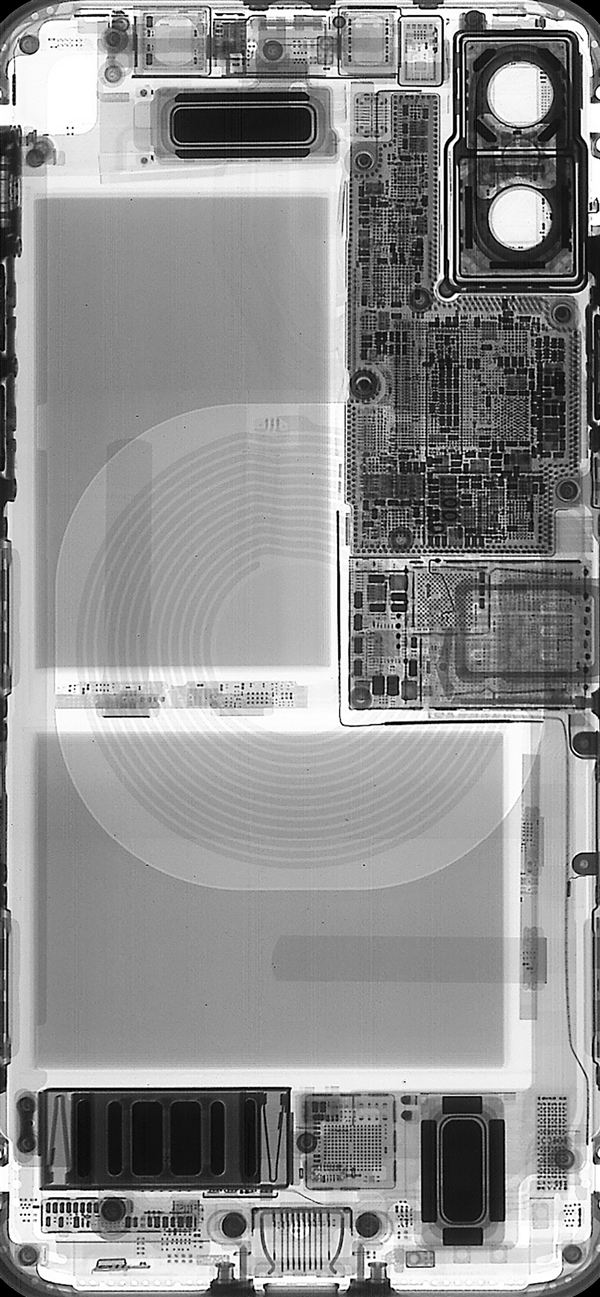 Iphone X Motherboard Wallpaper 感叹苹果精细做工!iphone X最高逼格壁纸来袭 Iphone X Iphone 8 库克 苹果 壁纸 快