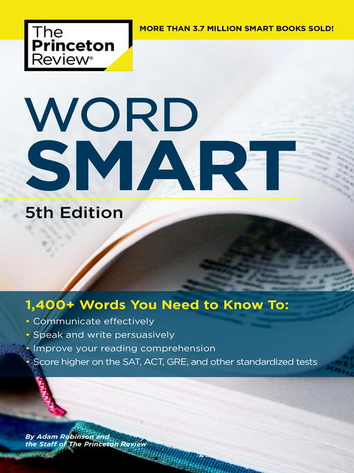 Word Smart - National Library Board Singapore - OverDrive