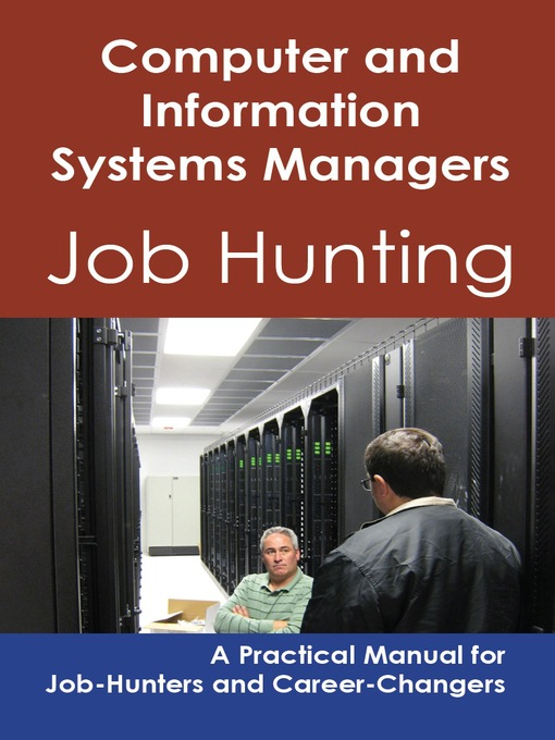 Computer and Information Systems Managers Job Hunting - A Practical