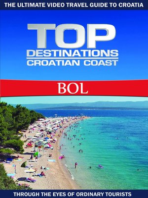Top Destinations, Bol by Sandra Stuic · OverDrive (Rakuten OverDrive