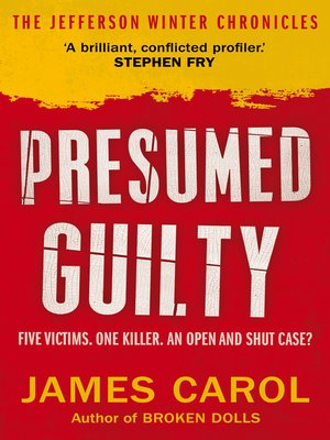 Presumed Guilty by James Carol · OverDrive (Rakuten OverDrive