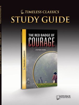 The Red Badge of Courage Study Guide by Saddleback Educational
