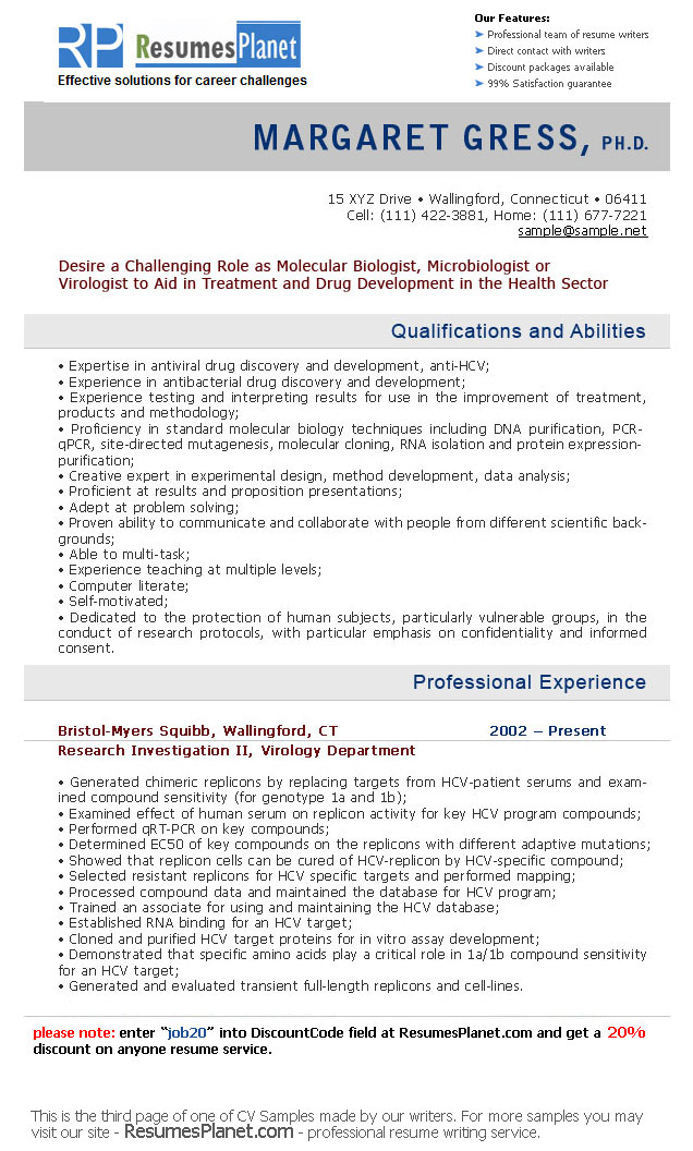 cv vs a resume
