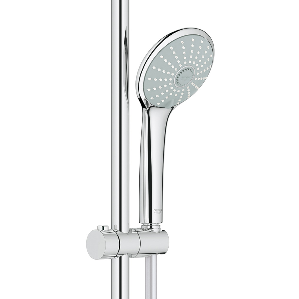 Grohe Euphoria Douchesysteem 180 Chroom Grohe Duschsystem Euphoria Grohe 27296001 Grohe Euphoria