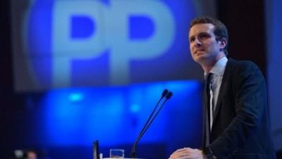 Pablo Casado, nuevo presidente del Partido Popular tras ganar a Santamaría - Bolsamanía.com