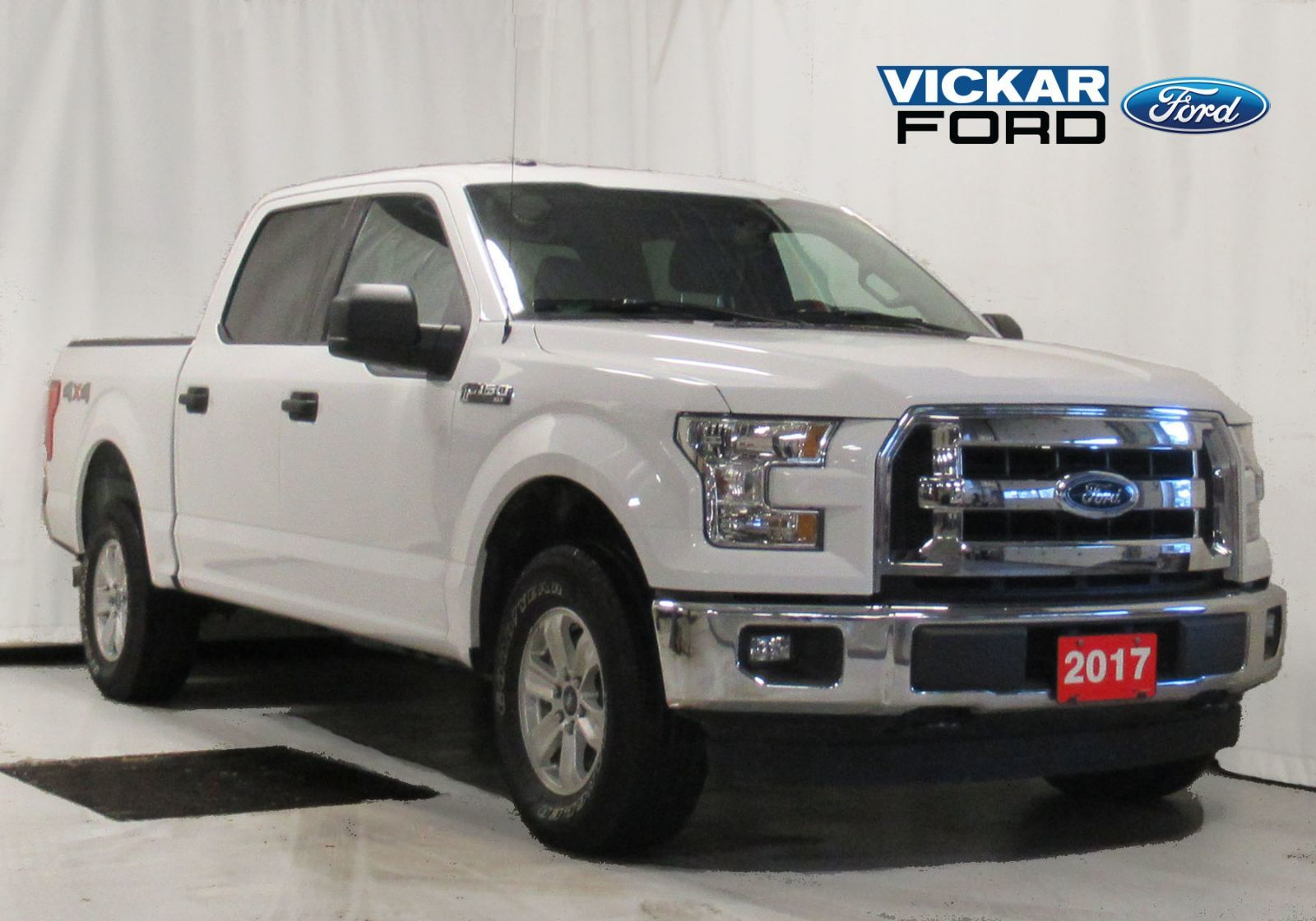 Ford F150 4x4 Used 2017 Ford F150 4x4 Supercrew Xlt 145