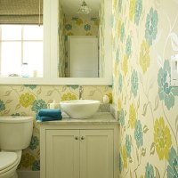 Guest Bathroom Decorating Ideas: Add Privacy with Window ...