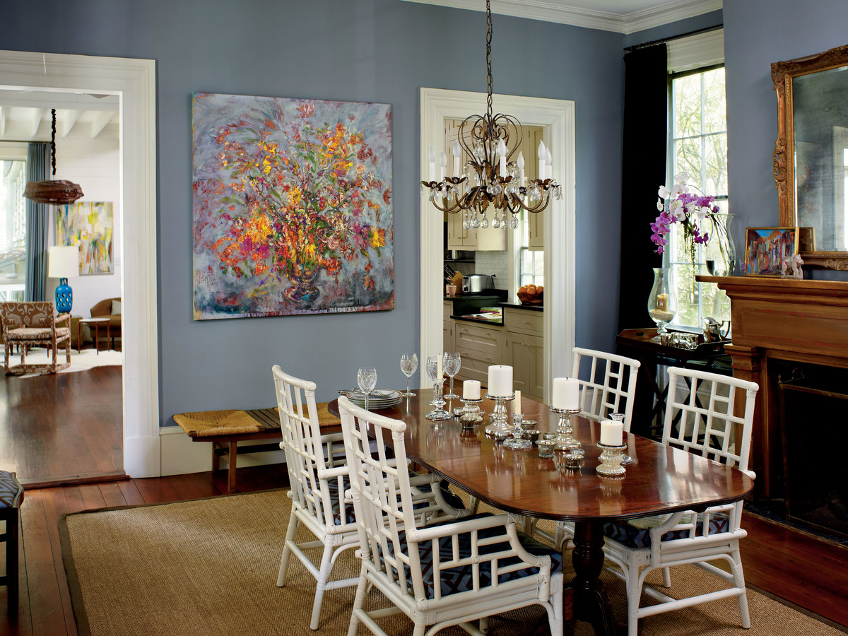 Decorating Ideas Dining Table Budget Decorating Ideas Embrace Your Inheritance Southern Living