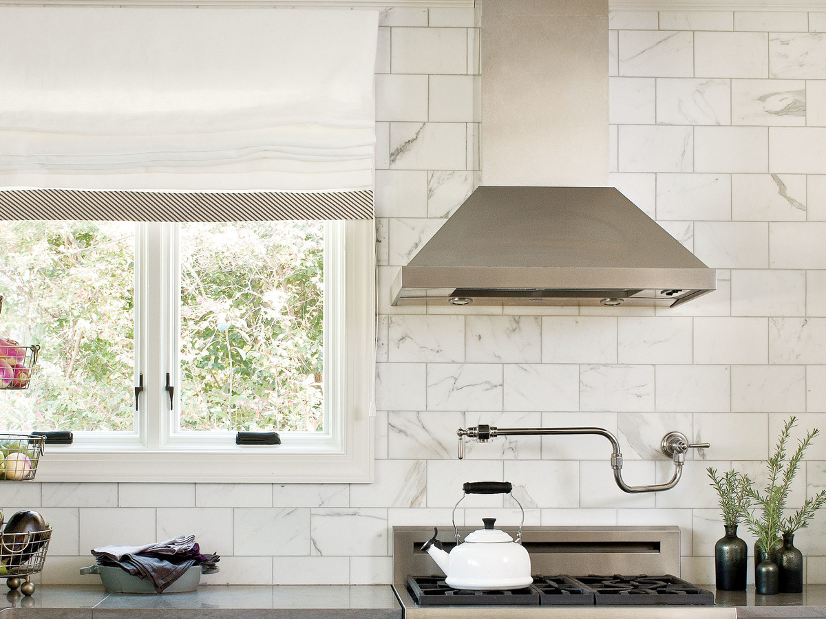 Pictures Of Backsplash In Kitchens 10 Classic Backsplash Options That Aren T White Subway Tile