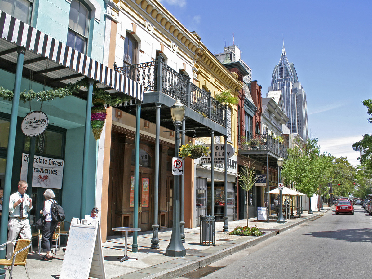 Mobil L 8 Things To Do In Mobile Alabama - Southern Living