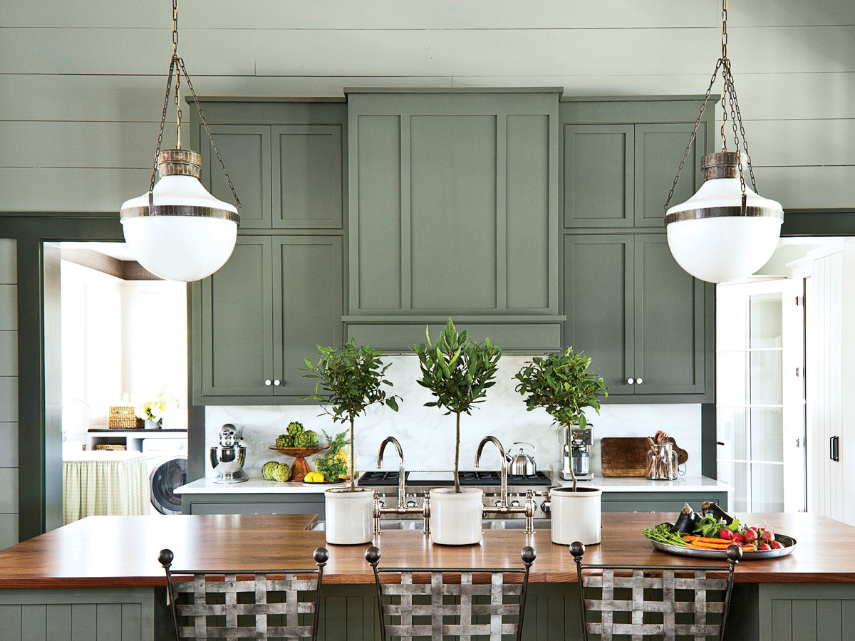 White Sage Paint Sage Green Is The New Neutral Southern Living