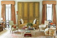 The Living Room - Classically Elegant New Orleans Home ...