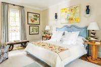 Master of Style - Beautiful Blue Bedrooms - Southern Living