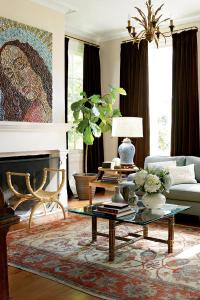 Traditional Modern Living Room Ideas | Modern House